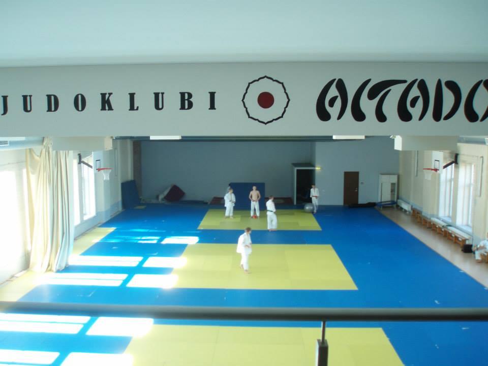 Spordipesa Judosaal 2